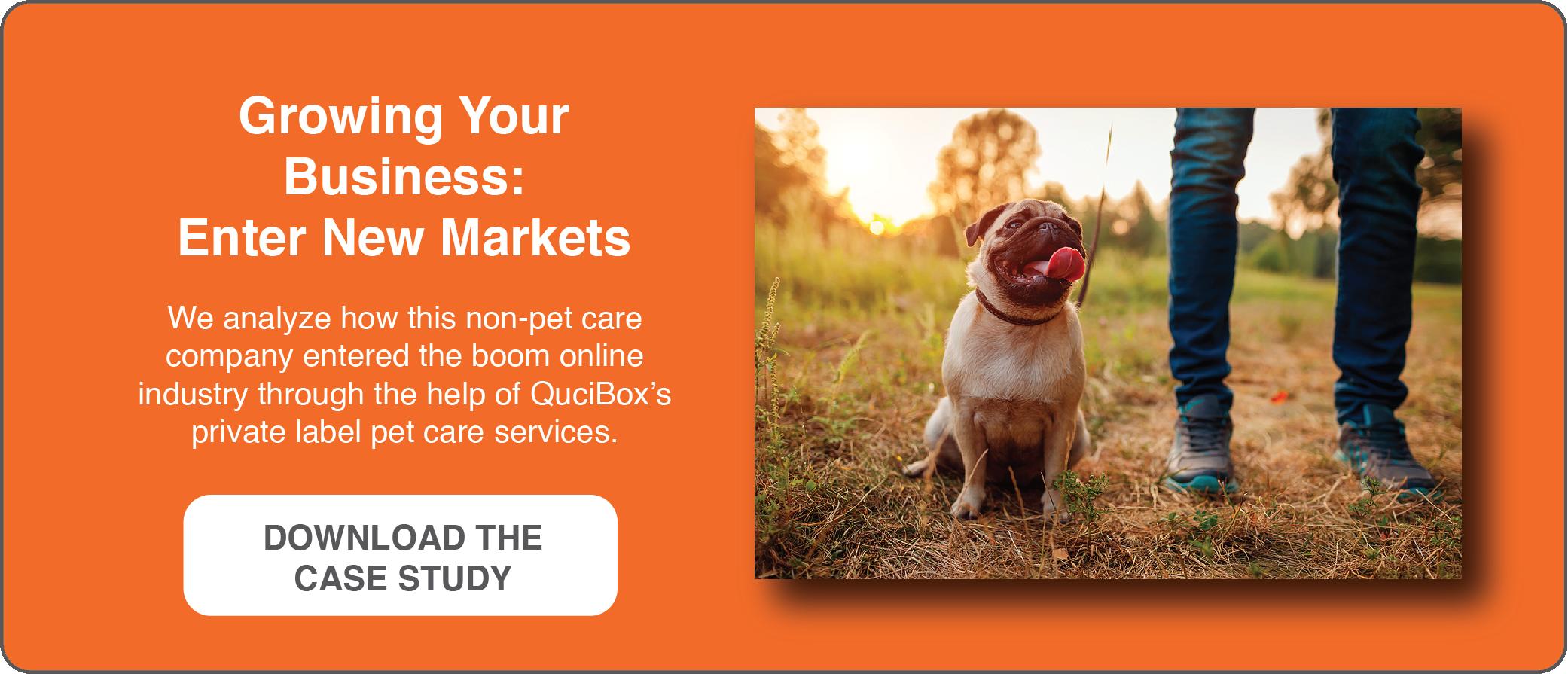 banner pet care case study
