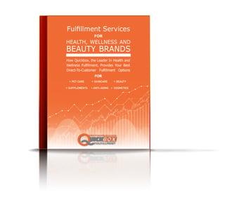 health and wellness fulfillment
